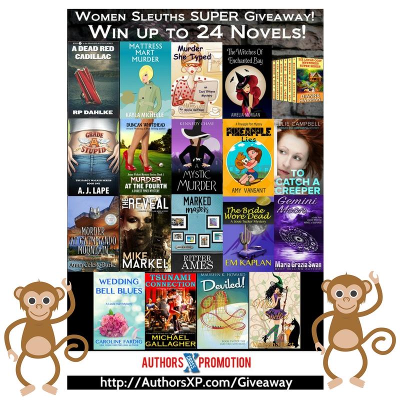 24-Book Giveaway